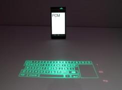 聯想Smart Cast電話內建投影觸控