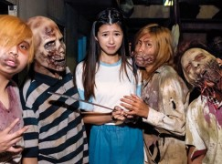 Halloween 樂園影相喪玩攻略(哈囉喂篇)