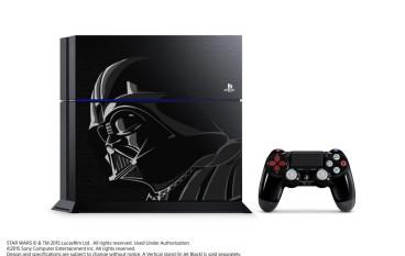 星戰迷注意!Sony 推黑武士版 PS4 主機