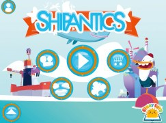 互動故事 Game ShipAntics:The Legend of The Kiki Beast