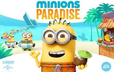 全新《Minions Paradise》Game 登陸 Android、iOS