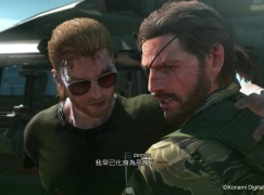 《Metal Gear Solid V:The Phantom Pain》中文化決定