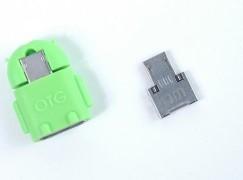 【細到冇朋友】超微型 OTG Adapter 最易插