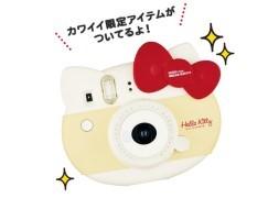 【貓出沒注意】新版 Hello Kitty 即影即有相機