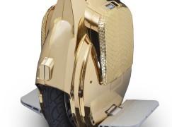 【土豪出沒注意】Segwheel 單輪車鍍金版