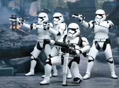 Hot Toys 《Star Wars Episode VII : The Force Awaken》 1/6 Stormtroopers