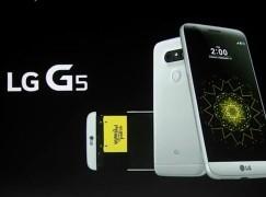 【MWC 2016】LG G5 唔玩型格 玩變身