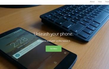 Maru 將你的 Android 手機升級變 PC!