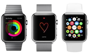 美國 Apple Watch 開賣,估算近百萬人下單
