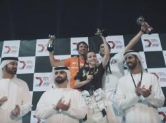 世界無人機大賽 15 歲少年奪標