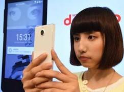 【大眼專用?】NTT Docomo首推瞳孔解鎖手機