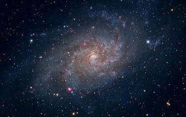 【Starspotting】三角座星系