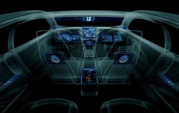 【CES 2015】NVIDIA DRIVE 深度學習及具備 360 度鳥瞰自動泊車