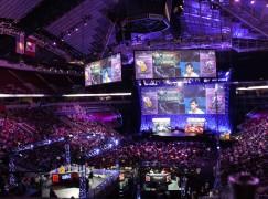電子競技帶旺 Twitch 去年直播時數 46 萬年