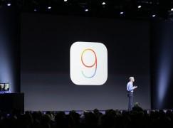 【WWDC 2015】iOS 9 十大新功能詳細睇(上)