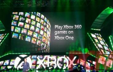 Xbox One 兼容 Xbox 360 遊戲首批名單曝光