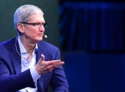 Tim Cook:有iPad Pro,仲使乜買PC?