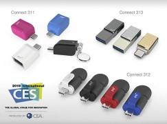 【CES 2015】首款USB Type-C產品現身 正反兩邊插都得