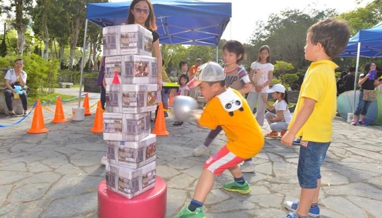 周六日免費任玩 港文化兒童樂園