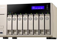 【CES 2015】QNAP 新 NAS 搭載 AMD SoC 四核處理器