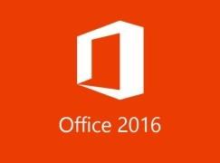 Microsoft Office 2016 正式推出