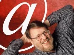 74歲電郵之父Ray Tomlinson離世