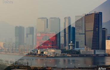 【CC 必殺技】為照片去除煙雨迷霧的氣氛