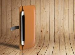 手機套可以幫你無線充電?!