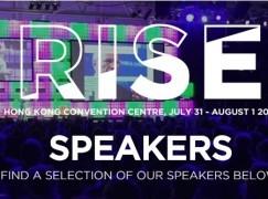 RISE 2015:匯聚全球創新領導者