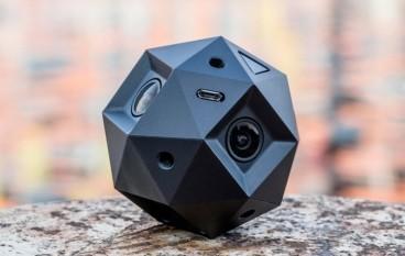 對應 VR 攝錄機影到 4K 360 度全景