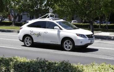 拍住 Google 上 福特終於搞自動駕駛汽車