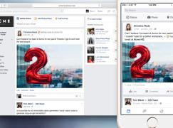 Facebook推企業版Facebook at Work