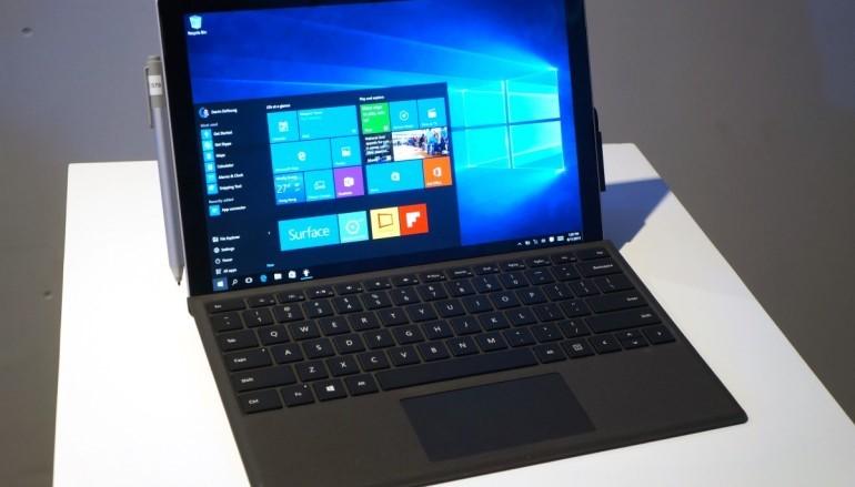 【5 大賣點】Surface Pro 4 輕鬆秒殺 iPad Pro