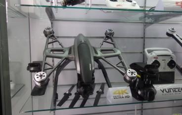 【場報】4K版新航拍機 放上機又得就咁拍又得