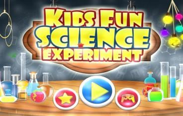 齊來做化學實驗