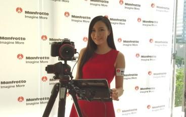 Manfrotto Digital Director 將 iPad 變身拍片影相監示器