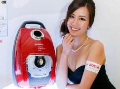 Bosch GL-80 超靜設計.連塵蟎都吸到