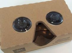 Google Cardboard 追加大量 VR 新玩法!
