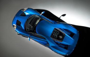 Ford 全新 GT 率先採用 Gorilla 混合擋風玻璃