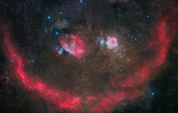 【Starspotting】獵戶座深空寶庫