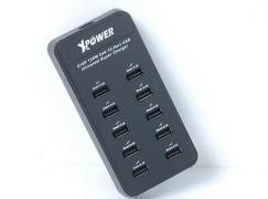 XPower X10P 十個頭都有 2.4A
