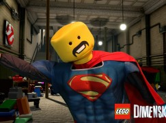 【Gamescom 直擊 】變身 Super Hero 極容易