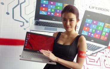 Fujitsu 新 Notebook 用手掌隔空「靜脈解鎖」