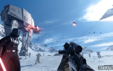 《Star Wars Battlefront》Beta 十月有得玩