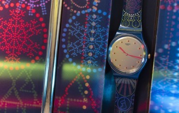 【贖罪券】聖誕禮物尾班車 Swatch 2015 聖誕特別版 Lucinfesta