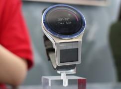 聯想雙屏幕智能手表 重視私隱
