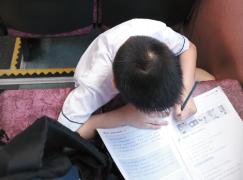 香港學生面對的壓力