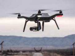 3D Robotics Solo 智能飛行上陸