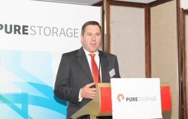 Pure Storage進軍香港市場