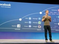 Facebook 十年